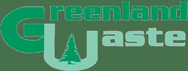 Greenlnd waste logo